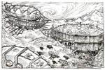 [Commission] - M3b - Manowars over Trokkenheim