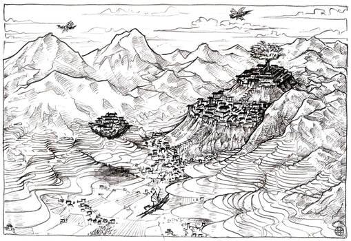[Commission] - D1 - Hae no Ryu