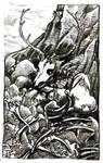 Feral bone spirit -31- Scattered by Astanael