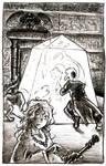 Masks of Nyarlathotep - The escape