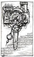 Xronian clockwork