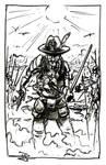 Epic Tatoo 2 - Musketeer