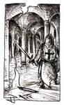 Into St Mokius Cistern