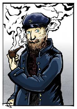 Old Sailor Elijah