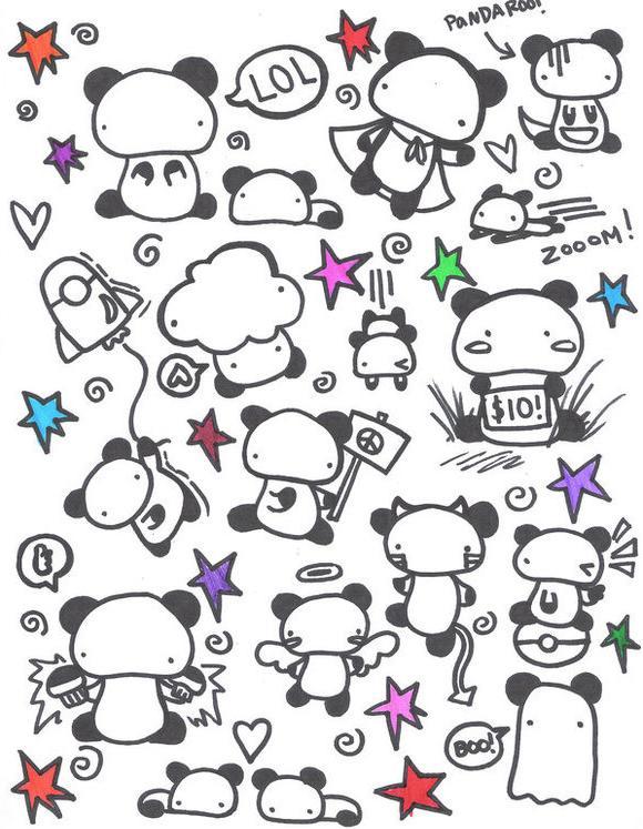 random drawings wallpaper - photo #29