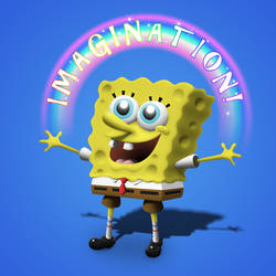 Imagination! by Carltheshivan