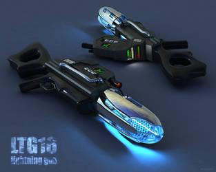 LTG16 Lightning Gun by Bozar88