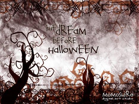 The Dream Before Halloween