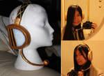 Vocaloid: Luka headsets