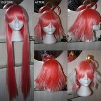 Wig: Princess Tutu by Destinys-spirits