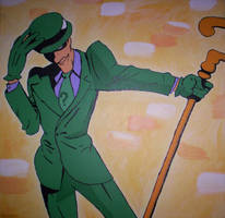 The Riddler by Tripwire-D