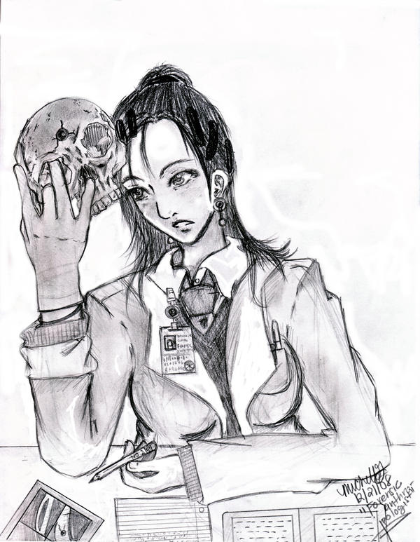 Forensic Anthropologist By Kuro Yami On Deviantart