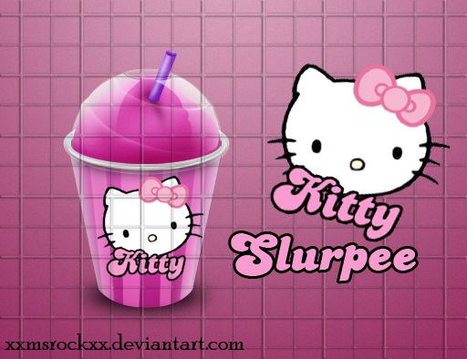 Slurpee kitty mods by xxmsrockxx
