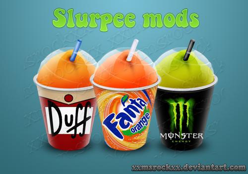 slurpee mods by xxmsrockxx