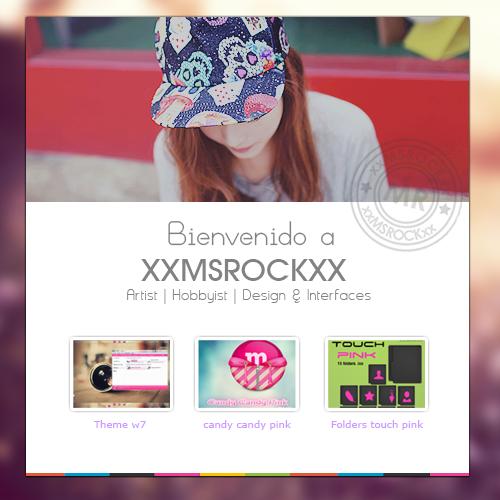 xxmsrockxx's Profile Picture