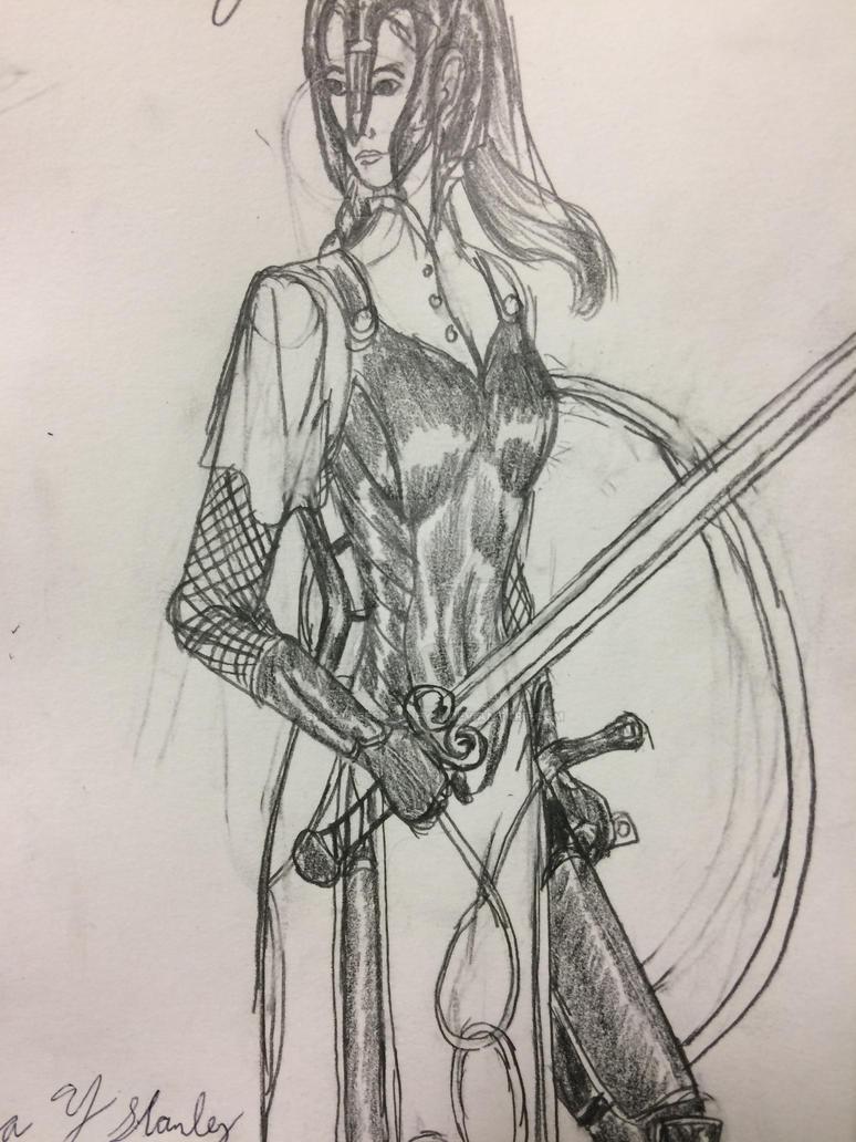 Armor Of God by SweetteeStanley18