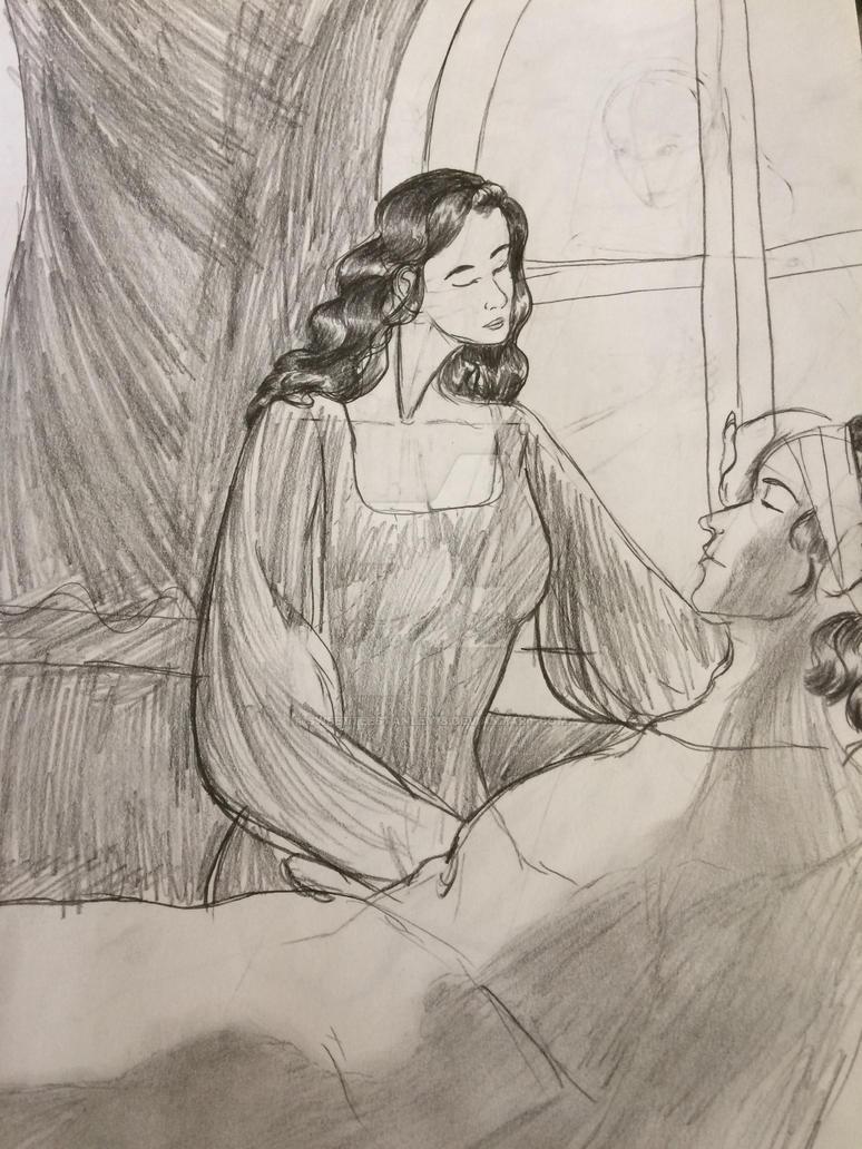 The Nurse by SweetteeStanley18