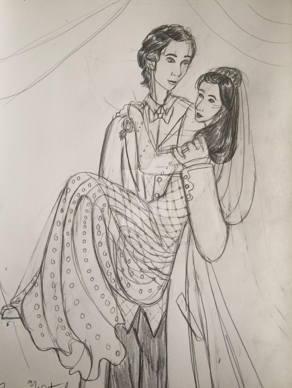 Just Married by SweetteeStanley18