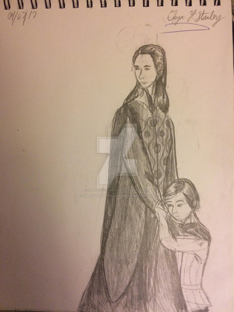 Father And Son by SweetteeStanley18