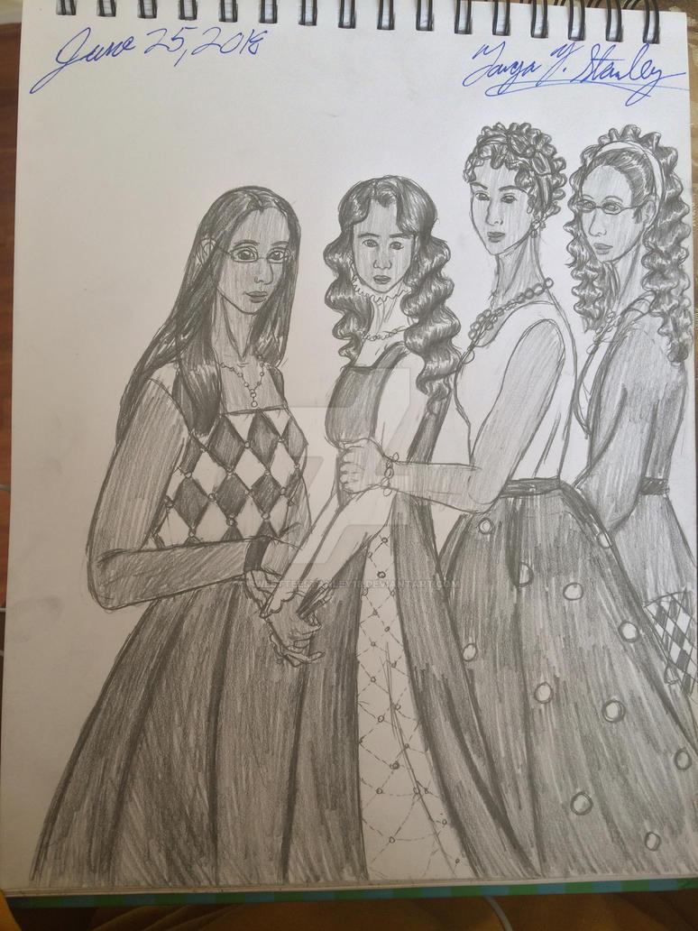 Sisters by SweetteeStanley18