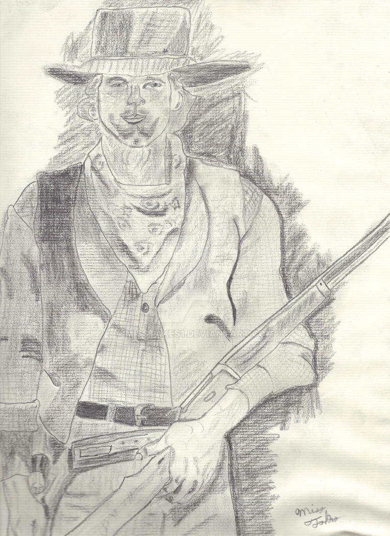 The Cowboy by MissTakes1
