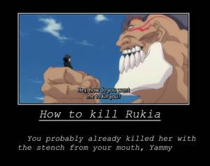 How to kill Rukia
