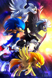 Team Awesome by Seanica