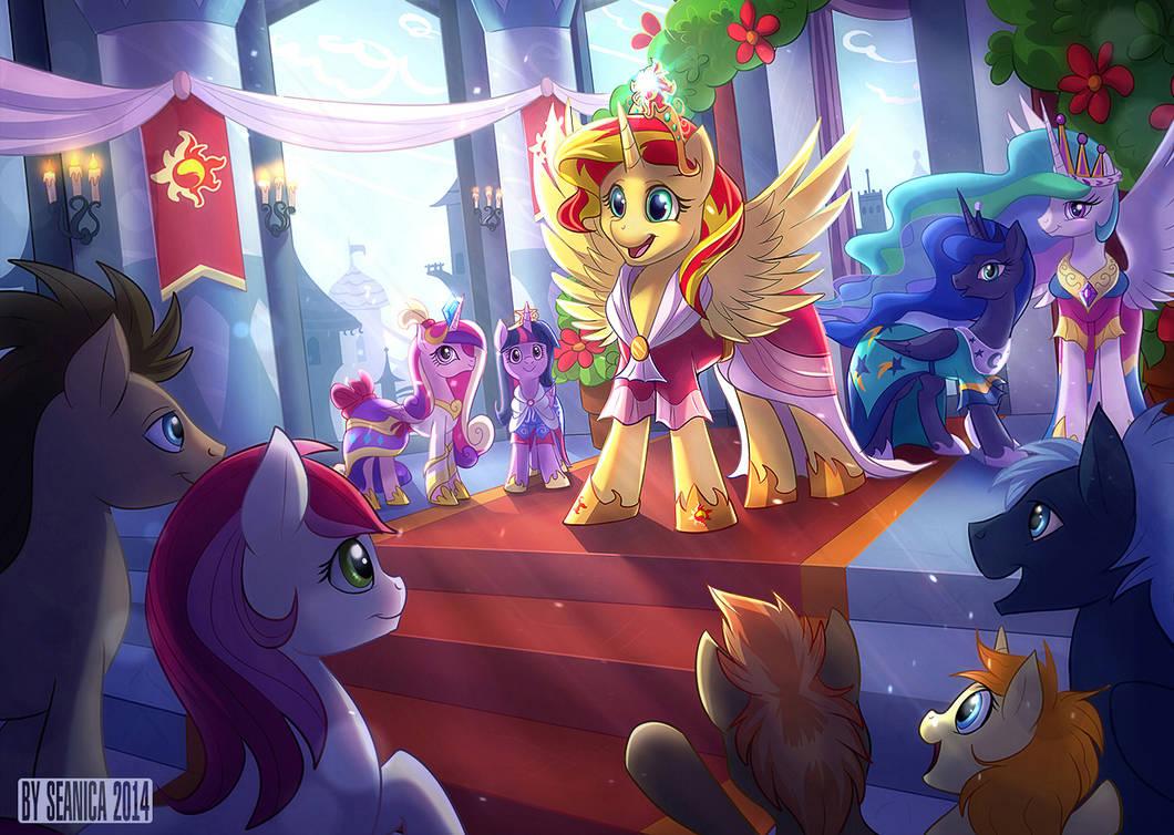 Finally a Princess by Seanica