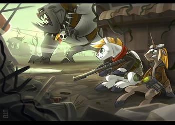 Fallout Equestria by Seanica
