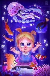 Aquarium by Seanica