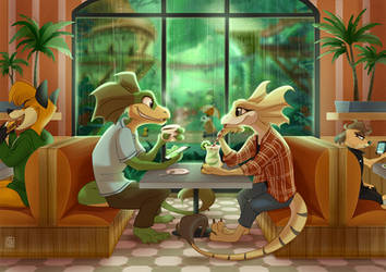 First Date by Seanica