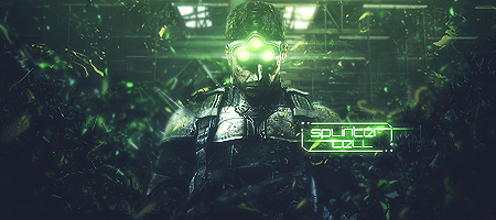 Splinter cell by ZeVoNy