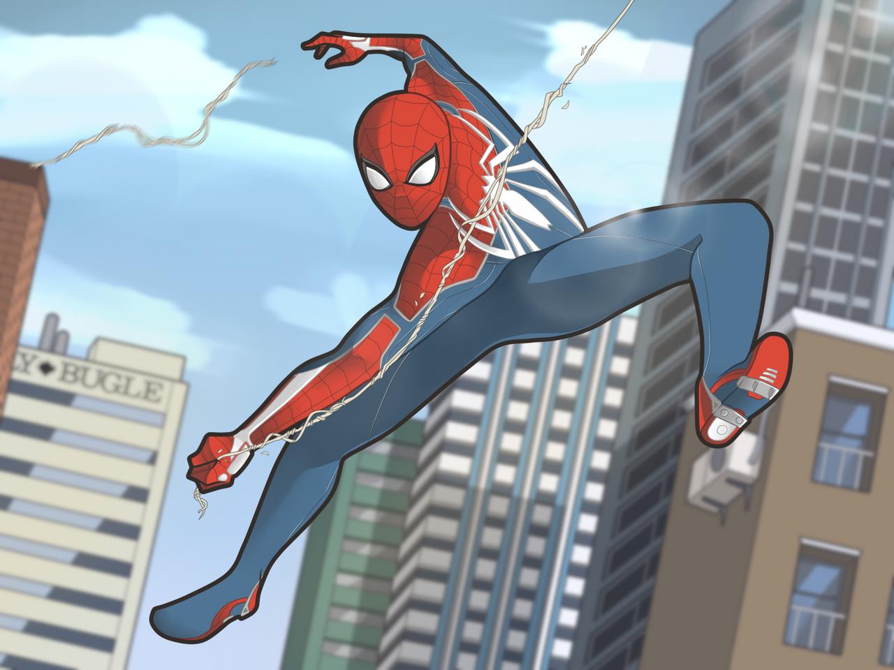 spiderman steven crowder takes - HD1280×960