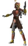 Kayel Rook, Late Clone Wars