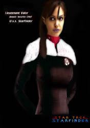 Star Trek Starfinder