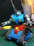 RX-75-4 Guntank (Gundam 0079) 2/2