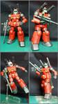RX-77-2 Guncannon from Gundam 0079