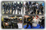HALO ODST appearance at STGCC 2010