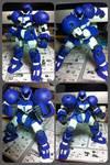 RGE-G1100 Adele w/ Titus Module (Gundam AGE)