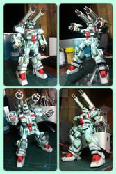 F71 G-Cannon (Gundam F91)