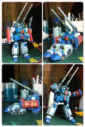 RXR-44 Guntank R-44 (Gundam F91)