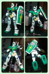 RGM-79 GM (Goodsmile Racing Miku Ver.) XD