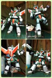 LBX Buster from Danball Senki