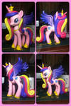 Design a Pony Luna ( Princess Cadence Ver.)