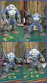 MSM-07 'Z'Gok' (Gundam 0079)