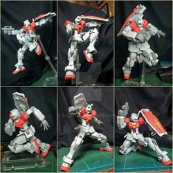1/144 scale Banpresto prize GM from Gundam 0079
