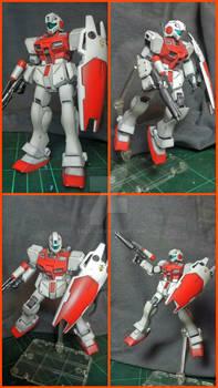 RGM-79GS GM Command Space (Gundam 0080)
