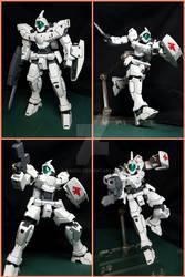 RGE-B790CW Genoace Custom (Gundam AGE)