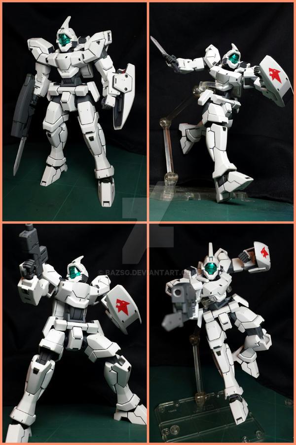 RGE-B790CW Genoace Custom (Gundam AGE) by BazSg