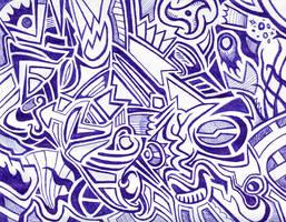 Blue Meld by KronosX